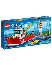 Lego Конструктор Пожарный катер Fire 60109 (60109)