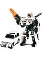 ROADBOT Робот-трансформер - MITSUBISHI PAJERO (1:32) (52020 r)