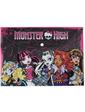 Kite Папка на кнопке А4 Monster High (MH13-200K)