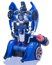 LX Toys Трансформер на р/у LX9065 (синий) (LX-9065b)