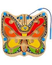 Hape Доска с магнитами-Бабочка (E1704)