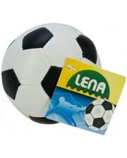 LENA Мяч мягкий футбольный, 7,5 см, (62170)