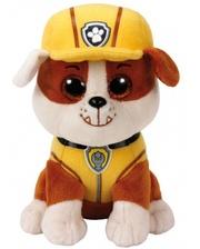 TY Мягкая игрушка Английский бульдог Крепыш (маленький 15 см), Paw Patrol, (41209)