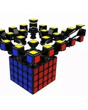 MoYu Игрушка-головоломка Кубик 5x5x5 Huachuang black, (MYHC14)
