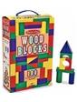 Melissa & Doug 100 деревянных кубиков (MD481)
