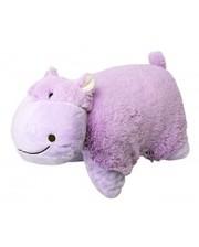 "Pillow Pets Декоративная подушка ""Забавный гиппопотам"" (DP02276)"
