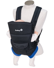 Safety 1st by Baby Relax Рюкзак-переноска Safety1st Youmi Plain Blue (26898840)
