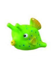LENA Рыбка зеленая - игрушка для купания в ванне, Lena, зеленая (65521-3)