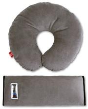 Eternal Shield Комплект дорожный для сна серый (4601234567831)