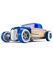 Automoblox Деревянная машинка конструктор. Ретроавто Hot Rod HR3 (985013)