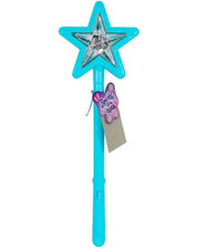 Sparkle girlz Волшебная палочка со звуковыми и световыми эффектами голубого цвета, Sparkle girlz, Funville (FV75039-3)
