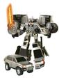 ROADBOT Робот-трансформер - TOYOTA LAND CRUISER (1:18) (50060 r)