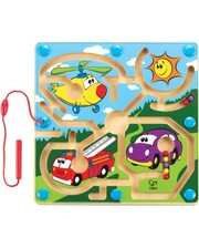 Hape Доска с магнитами-Авто (E1703)
