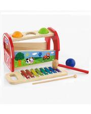 Viga Toys Игрушка 2-в-1 Ксилофон (50348)