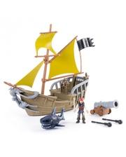 Spin Master Игровой набор Корабль Джека Воробья, 30 см (SM73112)