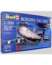 Revell Model Set Самолет Boeing 747-200, 1:390 (64210)