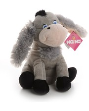 Na-Na Интерактивная игрушка ослик двигающийся и поющий 25 см IF32S (T16-009)