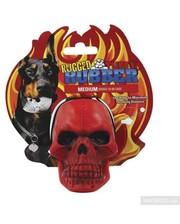 VIP PRODUCTS Игрушка для собак VIP Skull красный (905513)