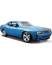 Maisto Dodge Challenger 2008 синий металлик тюнинг 124 (31280 met. blue)