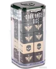 Games Workshop Warhammer 40000: Dark Angels Dice (99220101014)