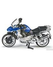 Siku BMW R1200 GS (Мотоцикл Siku. BMW R1200 GS1047)