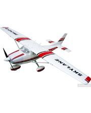 VolantexRC Cessna 182 Skylane TW-747-3 1560мм 24GHz PNP (TW-747-3-BL-PNP)
