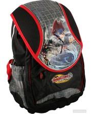 Росмэн-Пресс Школьный ортопедический рюкзак Beyblade Metal Fusion (13506)