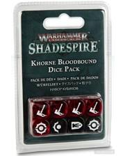 Games Workshop Warhammer Underworlds: Khorne Bloodbound Dice (99220701001)