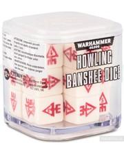 Games Workshop Warhammer 40000: Howling Banshee Dice (99220104008)