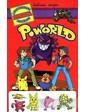 Мир ребенка Poworld . Книжка с многоразовыми наклейками
