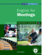 OXFORD UNIVERSITY PRESS Кеннет Томсон. Oxford English for Meetings. Student's Book (+ CD-ROM)