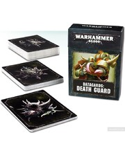 Games Workshop Datacards: Death Guard (60220102005)