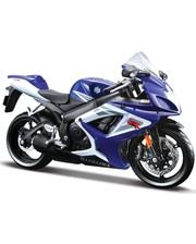 Maisto Suzuki GSX-R750 синий 112 (31101-2)