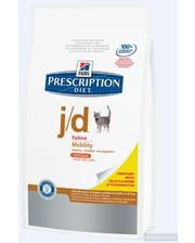Hill's Prescription Diet Feline j/d для кошек 2 кг (6135.08)