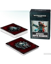 Games Workshop Datacards: Adeptus Mechanicus (60220116004)