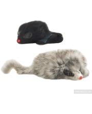 Pet Products Мышь длинношерстная с пищалкой (0430244)