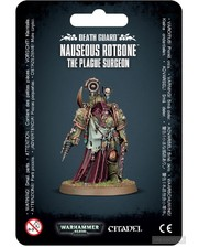 Games Workshop Death Guard Nauseous Rotbone (99070102004)