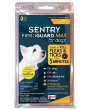 SENTRY FiproGuard MAX 0,67 мл (24408)