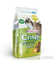 Versele-Laga Cuni Crispy Muesli 0.4 кг (617007)