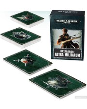 Games Workshop Datacards: Astra Militarum (60220105003)