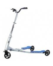 GO Travel Speeder, серебряный с голубым (LS-302(L)_SB)