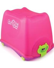 Trunki Toy Box Pink, розовый
