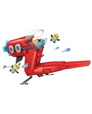 Mega Bloks Реактивный самолет Суперзлодейка
