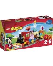 Lego DUPLO Super Heroes День рождения с Микки и Минни