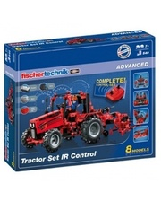 Fischertechnik Конструктор Fisсhertechnik ADVANCED Трактор на д/у (FT-524325)