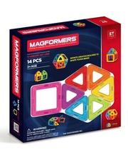 Magformers Базовый набор, 14 элементов