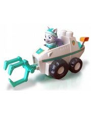 Spin Master Щенячий патруль Спасательный автомобиль с фигуркой Эверест