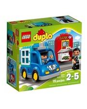 Lego DUPLO Town Полицейский патруль