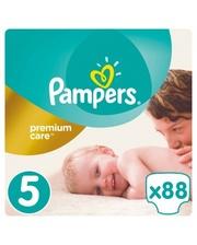 PAMPERS Premium Care Dry Max Junior 5 (11-18 кг) MEGA PACK 88 шт.