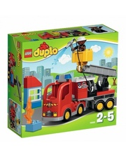 Lego Конструктор DUPLO Ville Пожарный грузовик